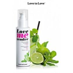 Love Gel parfumé 50 ml - Fleur de tiare